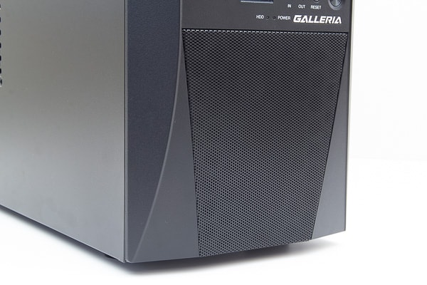 GALLERIA ZFの外観