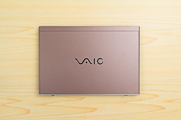 VAIO S11の本体デザイン
