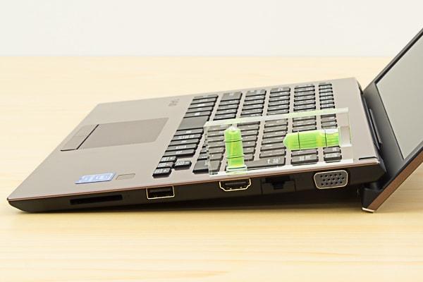 リフトアップキーボード