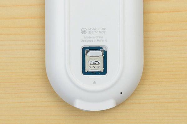 ポケトーク SIMカードのセット