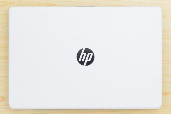 HP 15-bs000の本体デザイン