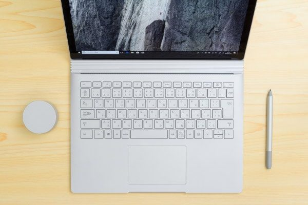 Surface Book 2 レビュー