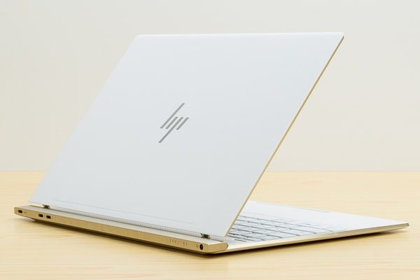 HP Spectre 13-af000のパフォーマンス