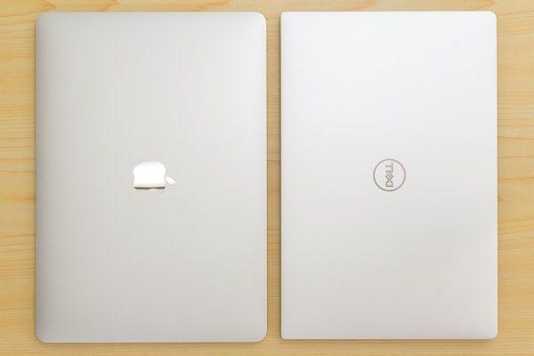 MacBook Pro 13との比較