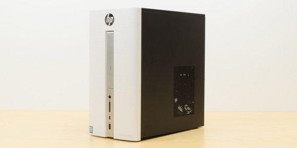 日本 HP HP Pavilion 570 レビュー