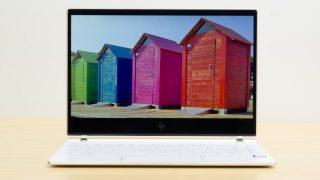 HP Spectre 13-af000 レビュー:ありえない薄さと高い質感のモバイルノートPC