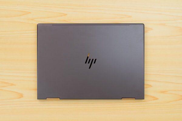 HP Spectre x360の本体デザイン