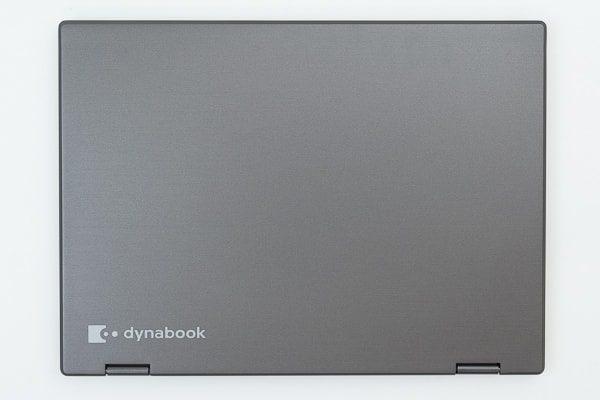 dynabook VZ82の本体デザイン