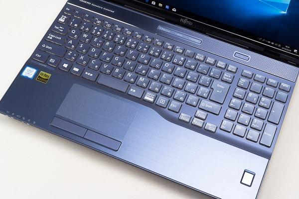 LIFEBOOK WA3/B3のキーボード