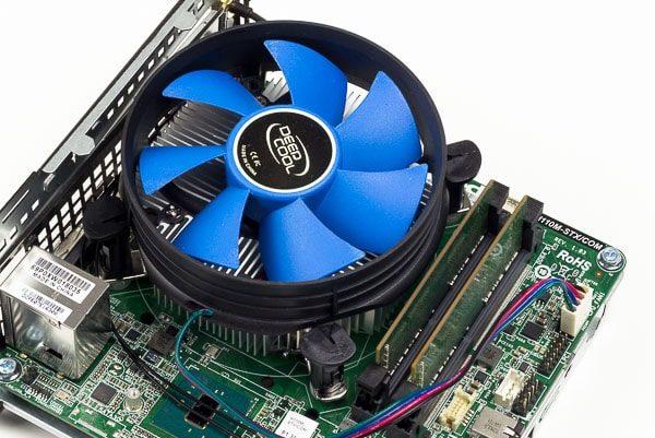CPUとメモリー周り