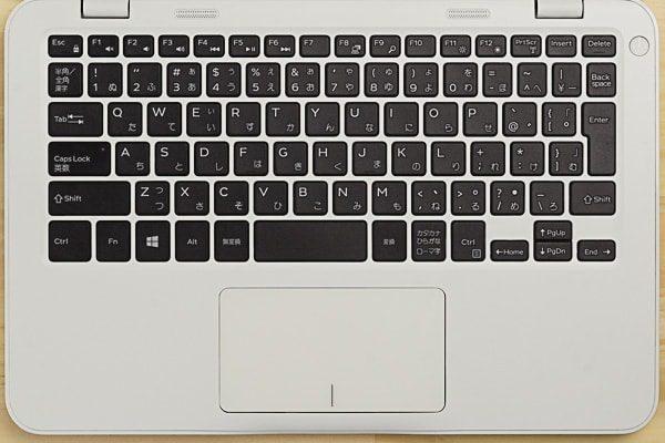 Inspiron 11 3000のキーボード