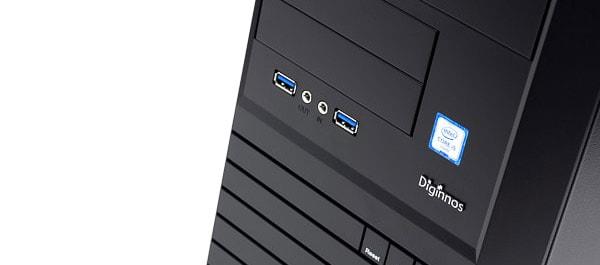ドスパラのデスクトップPCまとめ
