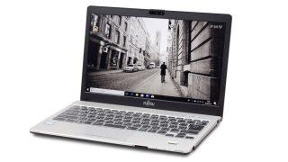 富士通 LIFEBOOK WS1/B3 レビュー:DVD対応&メモリー増設も簡単な機能充実モバイルノートPC