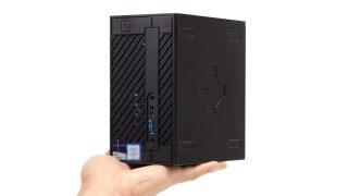 ドスパラ mini Magnate GE レビュー:手のひらサイズでもCore i7搭載の超小型デスクトップPC