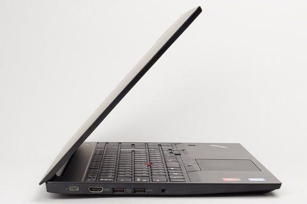 ThinkPad E580のインターフェース