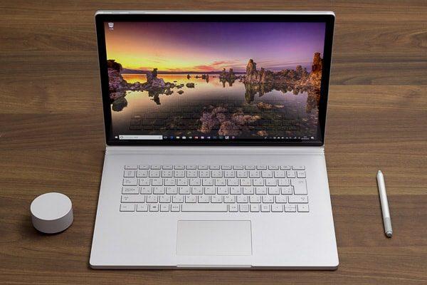 Surface Book 2 15インチモデルのまとめ