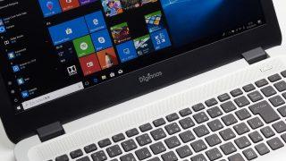 ドスパラ Critea VF-HEKS レビュー:GeForce MX150搭載15インチノートPC