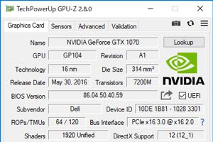 GTX 1070/1080対応