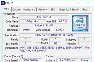 第8世代Core iプロセッサー対応