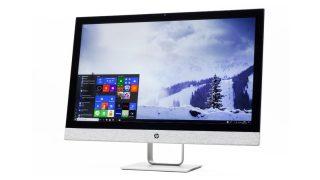 HP Pavilion 27-r000jp レビュー:大画面&高解像度で高性能な一体型PC
