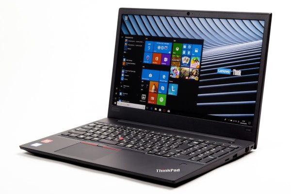 筆者が購入したThinkPad E580