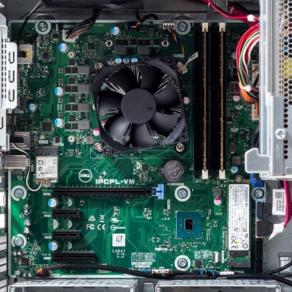 XPSタワー スペシャルエディション (8930) マザーボード
