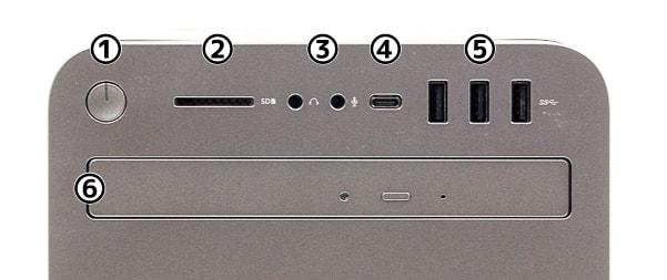 XPSタワー スペシャルエディション (8930) フロントパネル
