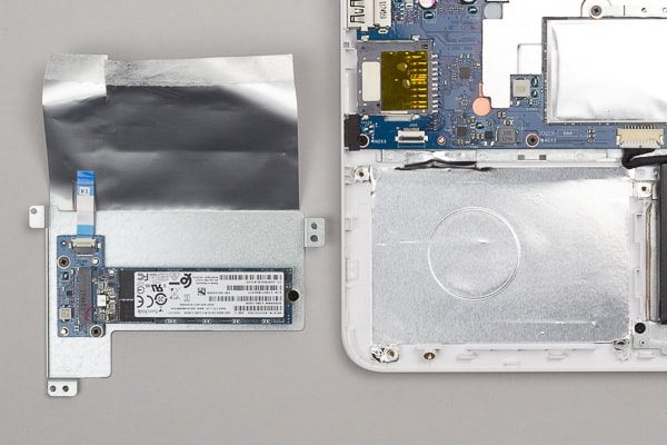 128GB M.2 SSD