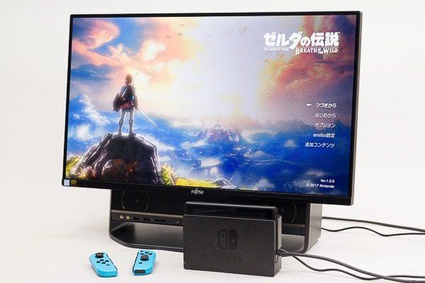 HDMI入力に対応