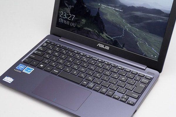 ASUS VivoBook X207NA レビュー