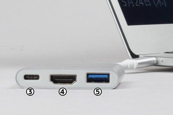 USB3.0変換アダプター