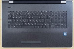 標準的に使えるキーボード