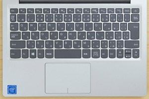 大きくて使いやすいキーボード