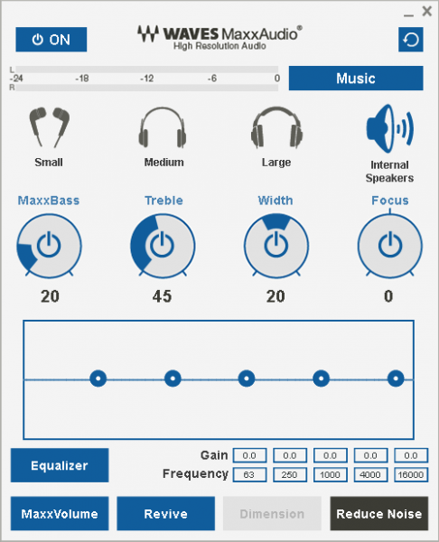 Waves MaxxAudio