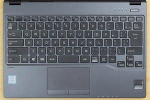見やすくて打ちやすいキーボード
