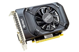 GeForce GTX 1050搭載