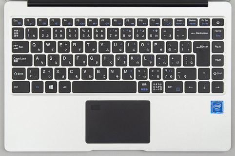 MB13ESVのキーボード