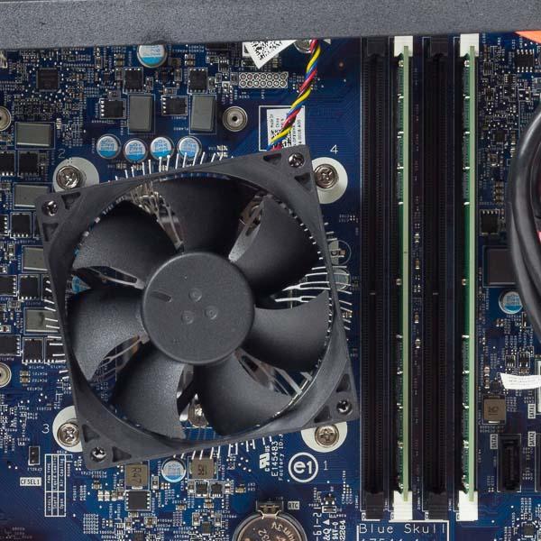 CPUとメモリー