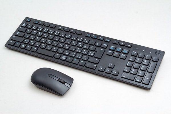 キーボードとマウス