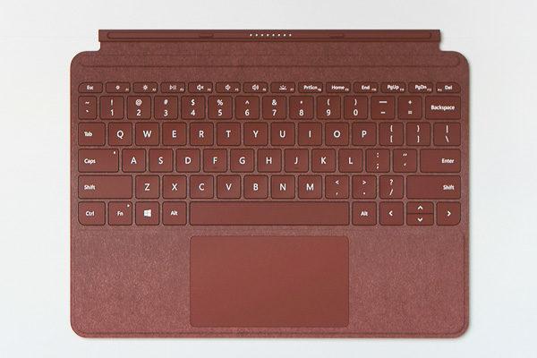 Surface Go Signatureタイプカバー