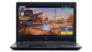 デル Dell G3 15 レビュー:初心者におすすめのゲーミングノートPC【Fortnite&PUBGもOK】