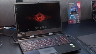 HP Pavilion Gaming & OMEN by HP 2018年モデル 展示機レポート