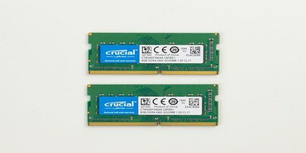 格安ノートPC 8GBメモリーモデル