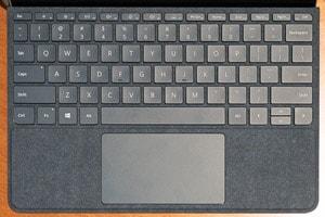 意外に使いやすいキーボード