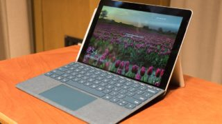 Surface Go 展示機レポート:シリーズ最軽量&最安モデルは買うべきなのか?