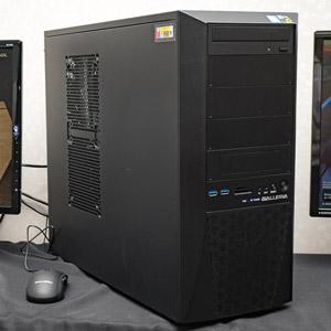 GGALLERIA ZV 8086K 限定モデル