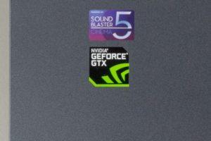 GeForce GTX 1050を搭載