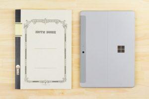 Surface Goの大きさ
