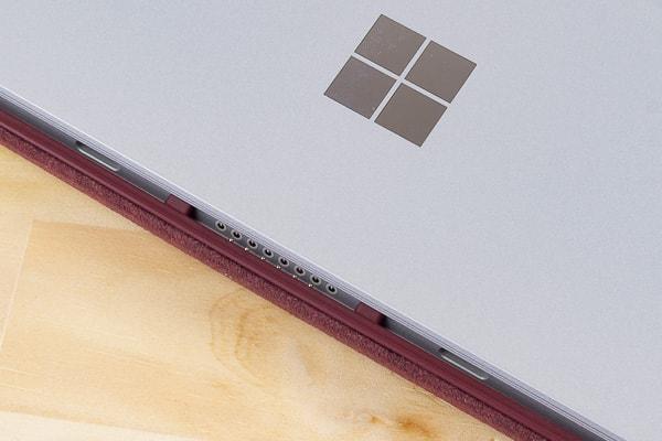 Surface GoとSurface Proの比較 タイプカバーの利用