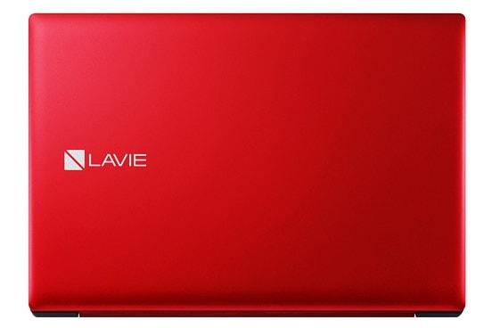 LAVIE Direct NSのカラーバリエーション